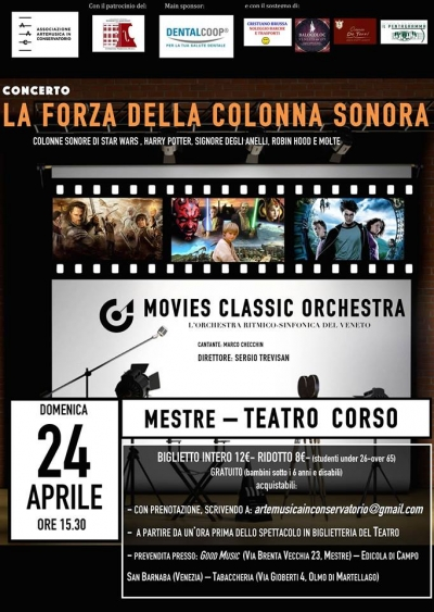Movies Classic Orchestra