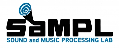 SAMPL- Sound and Music Processing Lab